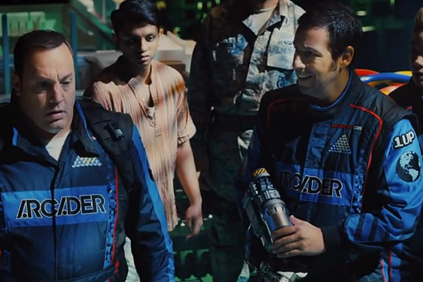 Adam Sandler Plays Video Games to Save the World in New