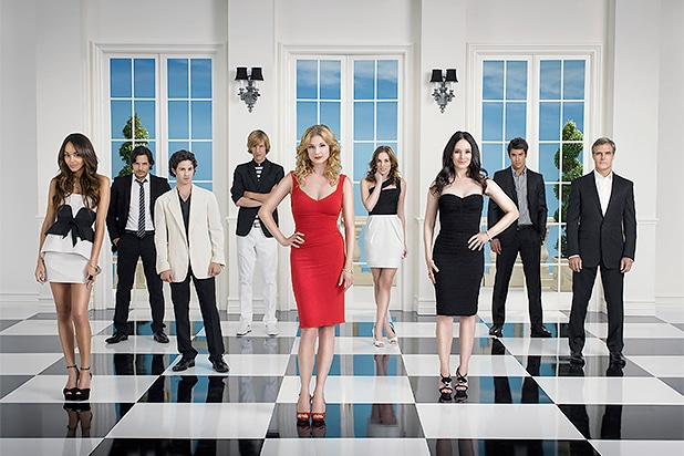 Revenge Exit Interview Emily VanCamp Nick Wechsler Giggle A Lot Josh Bowman Is Prankster And Most Beloved Actor Revealed