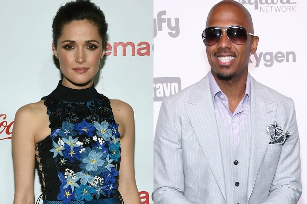 Rose Byrne Nick Cannon