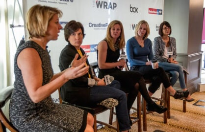 TheWrap's First Power Women Breakfast In San Francisco With Chelsea Handler