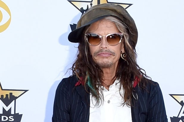 8cc6112b4ef Aerosmith Singer Steven Tyler Hints at  Farewell Tour  Next Year