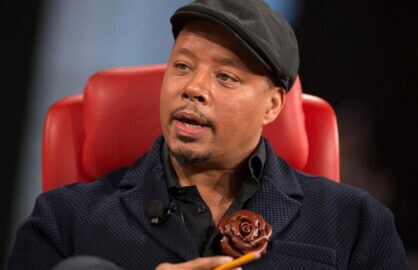 """Empire"" at Code Conference: Terrence Howard (Empire/Fox on Twitter)"