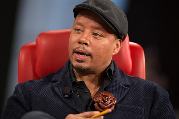 """""""Empire"""" at Code Conference: Terrence Howard (Empire/Fox on Twitter)"""