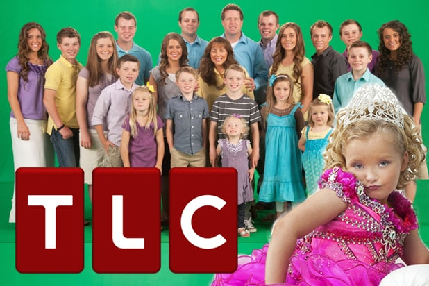 TLC's troubles: 19 Kids and Counting, Honey Boo Boo (TLC)