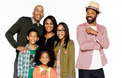 uncle buck JAMES LESURE, SAYID SHAHIDI, AALYRAH CALDWELL, NIA LONG, IMAN BENSON, MIKE EPPS