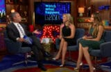 """""""Watch What Happens Live"""" host Andy Cohen with """"Hot Pursuit"""" stars Reese Witherspoon and Sofia Vergara"""