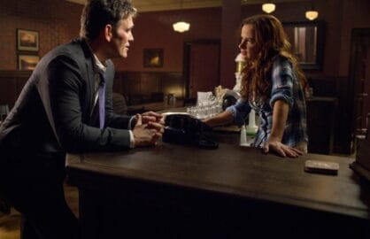 "Matt Dillon and Juliette Lewis on ""Wayward Pines"""