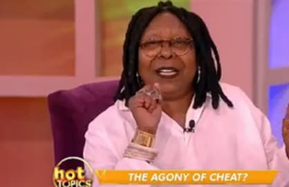 whoopi goldberg the view tom brady