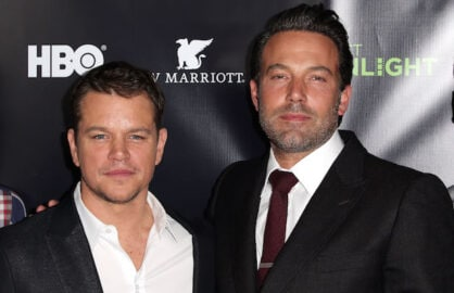"Matt Damon, Ben Affleck And HBO Reveals Winner Of ""Project Greenlight"" Season 4 - Arrivals"