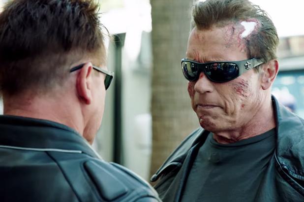 Release of terminator movie