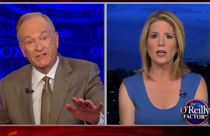 Bill O'Reilly Kirsten Powers
