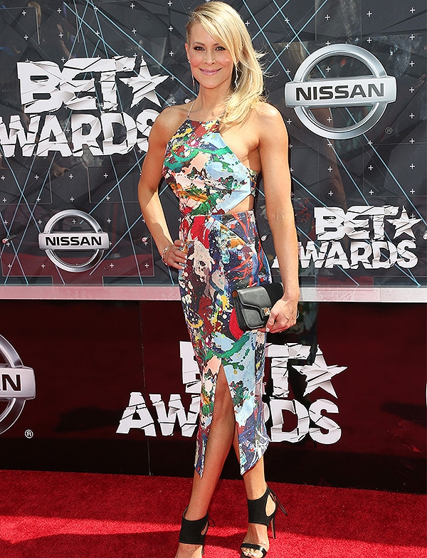 LOS ANGELES, CA - JUNE 28: Actress Brittany Daniel attends the 2015 BET Awards at the Microsoft Theater on June 28, 2015 in Los Angeles, California. (Photo by Frederick M. Brown/Getty Images for BET)