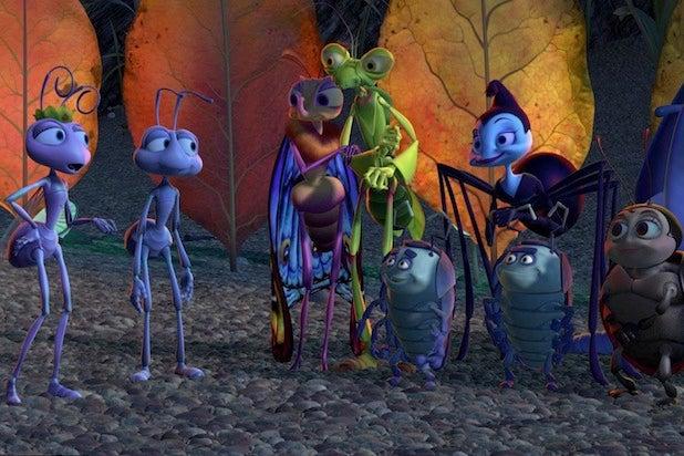 bugs life pixar