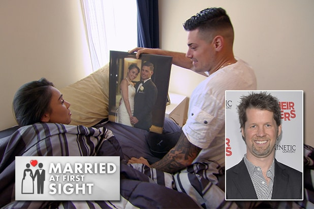 """Married At First Sight"" finale, where couples will decide to stay married or get divorced airs Tuesday, June 9 on FYI. EP Chris Coelen answered TheWrap's burning questions beforehand. (FYI; Getty Images)"