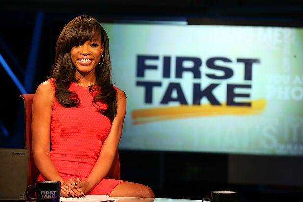 ESPN's Cari Champion Promoted to 'SportsCenter' Anchor ...  ESPN's Cari...