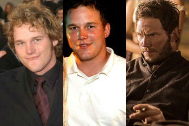 chris pratt evolution