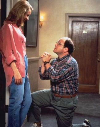 George Costanza Susan Ross Seinfeld