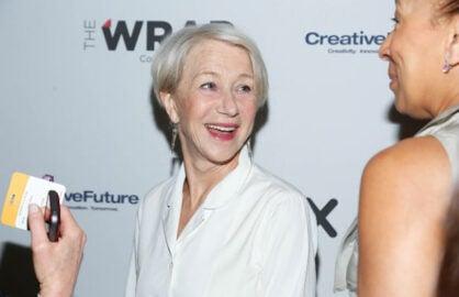 Helen Mirren Power Women