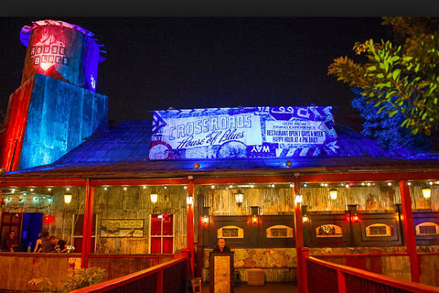 Hollywood 39 s house of blues sets official closing date for Housse of blues
