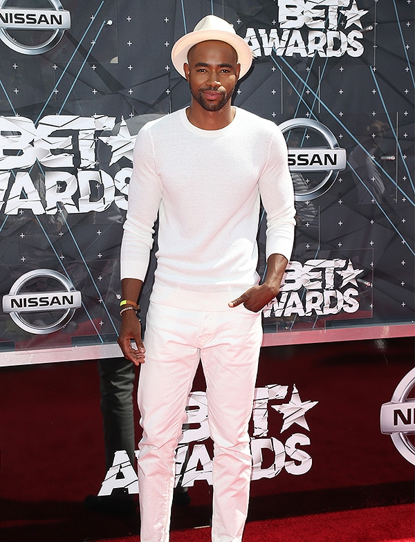 LOS ANGELES, CA - JUNE 28: Actor Jay Ellis attends the 2015 BET Awards at the Microsoft Theater on June 28, 2015 in Los Angeles, California. (Photo by Frederick M. Brown/Getty Images for BET)