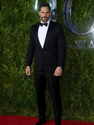 NEW YORK, NY - JUNE 07: Joe Manganiello attends the 2015 Tony Awards at Radio City Music Hall on June 7, 2015 in New York City. (Photo by Dimitrios Kambouris/Getty Images for Tony Awards Productions)