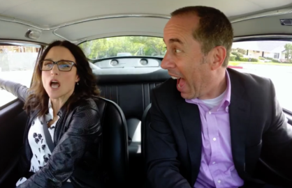Julia Louis-Dreyfus Jerry Seinfeld