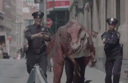 Jurassic Narc