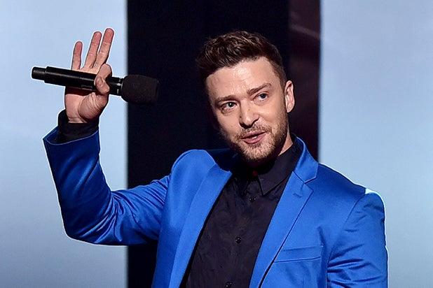 Justin Timberlake Suits