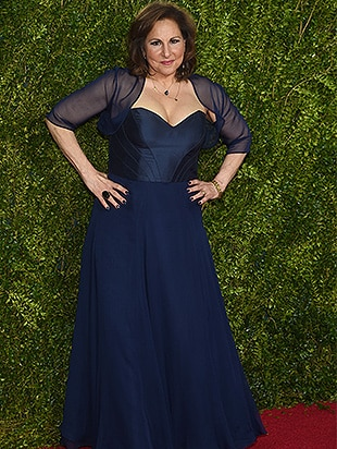 NEW YORK, NY - JUNE 07: Kathy Najimy attends the 2015 Tony Awards at Radio City Music Hall on June 7, 2015 in New York City. (Photo by Dimitrios Kambouris/Getty Images for Tony Awards Productions)