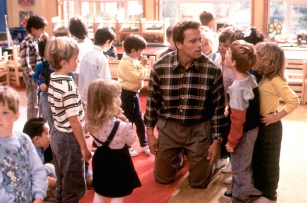 Image result for kindergarten cop