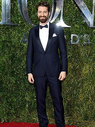 NEW YORK, NY - JUNE 07: Matthew Morrison attends the 2015 Tony Awards at Radio City Music Hall on June 7, 2015 in New York City. (Photo by Dimitrios Kambouris/Getty Images for Tony Awards Productions)