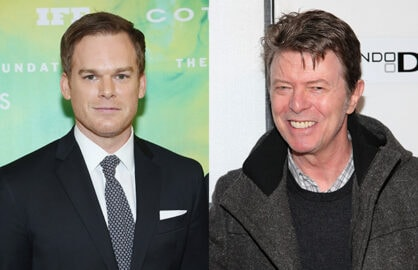 Michael C Hall David Bowie