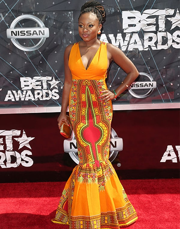 LOS ANGELES, CA - JUNE 28: Actress Naturi Naughton attends the 2015 BET Awards at the Microsoft Theater on June 28, 2015 in Los Angeles, California. (Photo by Frederick M. Brown/Getty Images for BET)
