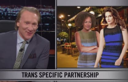 New Rules Bill Maher