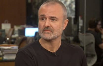 Nick Denton / Credit: HuffPost Live