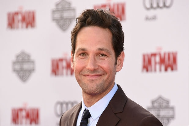 Paul Rudd Ant-Man