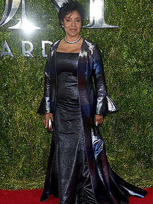 NEW YORK, NY - JUNE 07: Phylicia Rashad attends the 2015 Tony Awards at Radio City Music Hall on June 7, 2015 in New York City. (Photo by Dimitrios Kambouris/Getty Images for Tony Awards Productions)