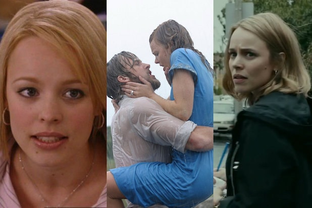 Rachel McAdams Evolution