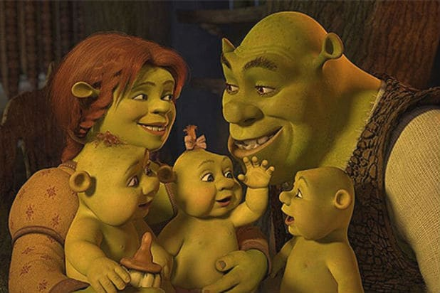 shrek third