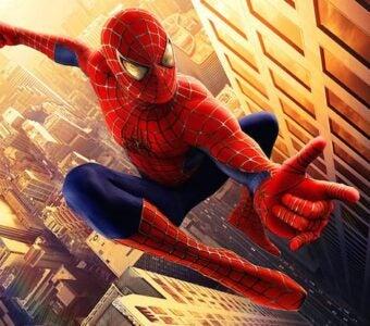 Spider-Man Movie Poster