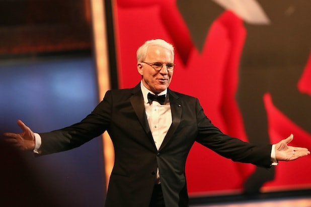 Steve Martin at AFI Tribute