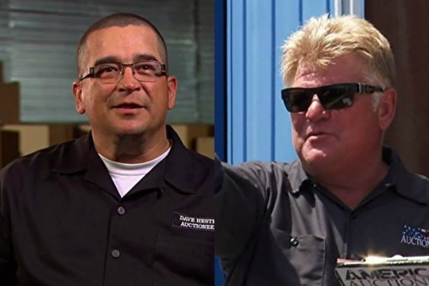 Did Storage Wars Just Get A Little Too Hot For Tv As Star Dave Hester S Catchphrase Would Tell It Yuuup