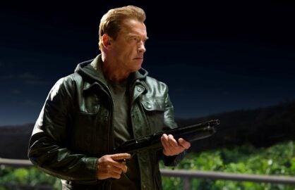 'Terminator Genisys,' Arnold Schwarzenegger
