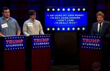 Trump Stumpers