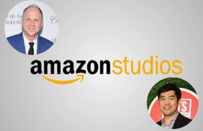 Amazon Studios Bob Berney Albert Cheng