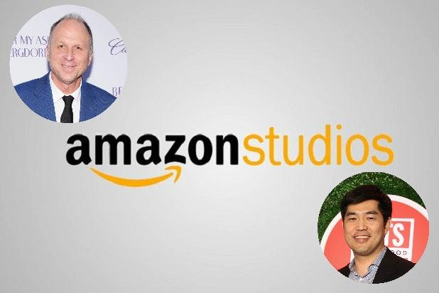 Amazon Studios Bob Berney Albert Cheng