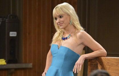 "Anna Faris, star of CBS series ""Mom"" (Darren Michaels/Warner Bros. Entertainment)"