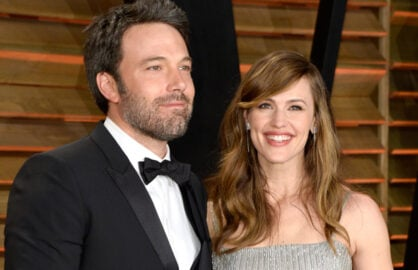 Ben Affleck and Jennifer Garner (Pascal Le Segretain/Getty Images)