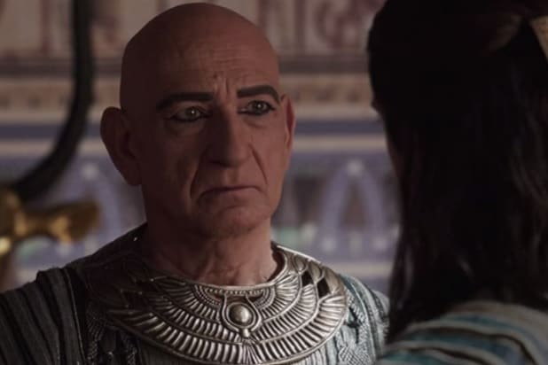 Ben Kingsley Advises King to Trust No One in New 'Tut ...