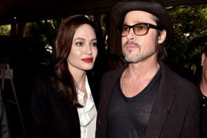 brad pitt angelina jolie 15th Annual AFI Awards Red Carpet